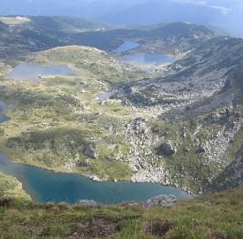 seven lakes of rila ivelin minkov
