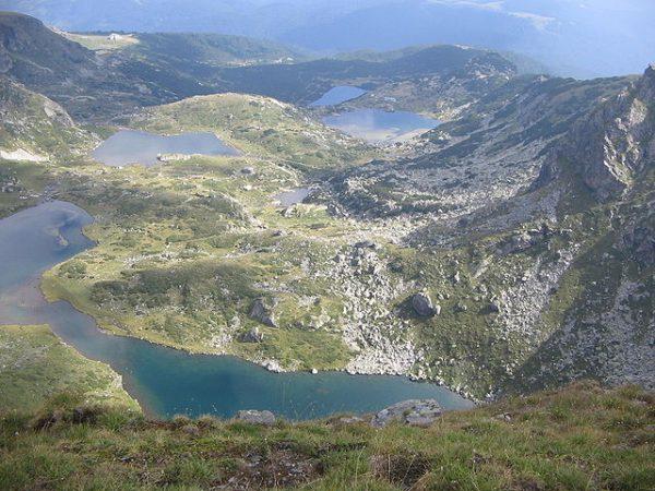 The Seven Lakes of Rila, Bulgaria: Ivelin Minkov.