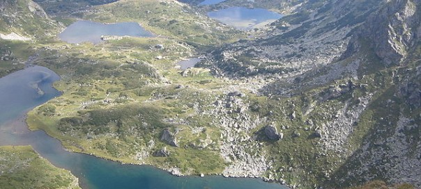 Archive photo of the Seven Lakes of Rila: Ivelin Minkov.