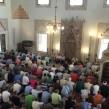 The central mosque in Sarajevo J. Swicord VOA