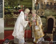 bulgarian patriarch neofit and ecumenical patriarch neofit