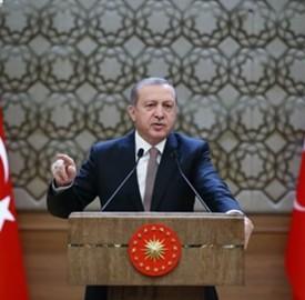 erdogan by president of turkey