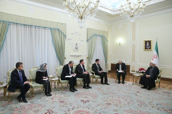 mitov in iran photo website of the president of iran