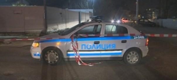 police car sofia