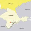 ukraine crimea map voa