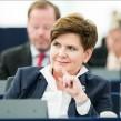 Beata Szydlo photo European Parliament