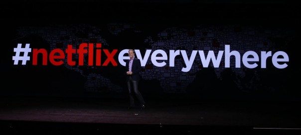 Netflix everywhere CES 2016