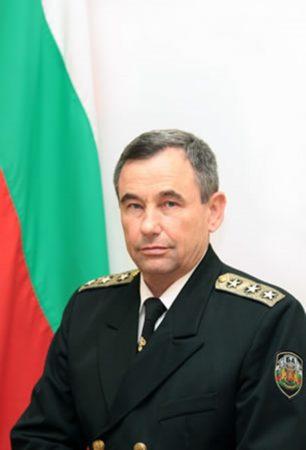Vice-Admiral Roumen Nikolov