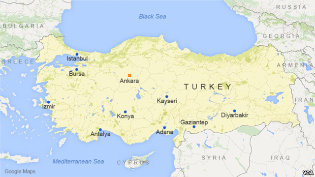 Turkey map the sofia globe turkey map gumiabroncs Gallery
