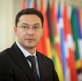 Bulgarian Foreign Minister Daniel Mitov