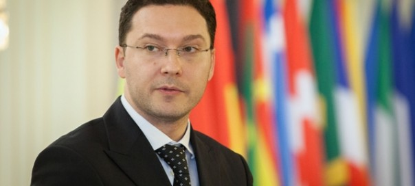 Bulgarian Foreign Minister Daniel Mitov
