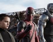Still of Ryan Reynolds, Stefan Kapicic and Brianna Hildebrand in Deadpool. Photo by Joe Lederer - © 2015 Twentieth Century Fox Film Corporation.