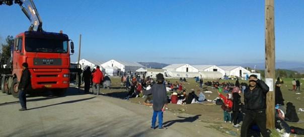 greece macedonia migrants refugees border iom int