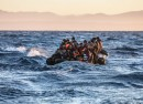 migrants aegean iom