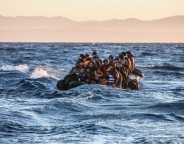 migrants aegean iom