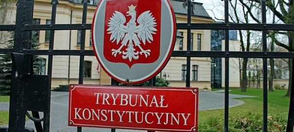 Poland constitutional tribunal photo Lukas Plewnia link to polen heute de