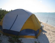 beach-camping-photo Fred Green freeimages com