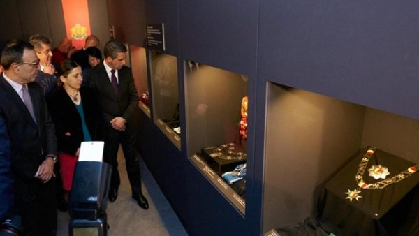 stoyanov purvanov plevneliev exhibition national military history museum