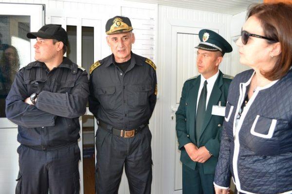 Buchvarova border police