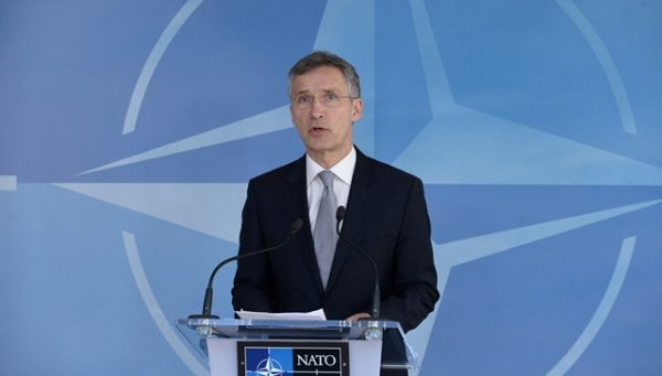 Press point by NATO Secretary General Jens Stoltenberg following the April 2016 NATO-Russia Council meeting