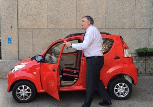 kalfin electric car 2