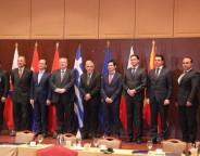 ministers meeting thessaloniki