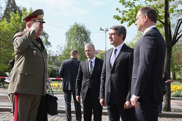 plevneliev and duda 2 photo Andrzej Hrechorowicz