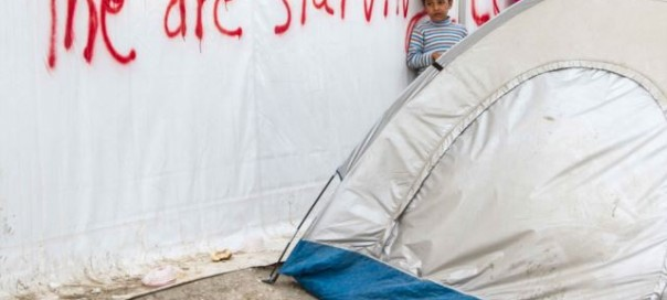 Conditions among refugees have been described by Medecins Sans Frontiéres as 'far below acceptable international standards'. Photo: J Owens/VOA