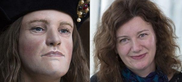 Richard III and Turi King