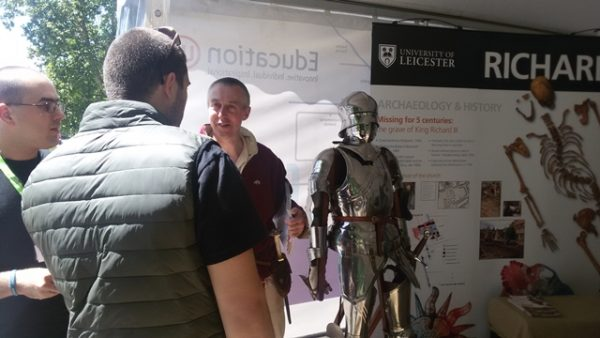 Richard III at Sofia Science Festival II