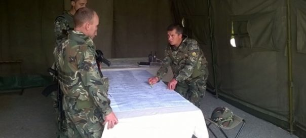 military assist border police kulata ministry of defence Bulgaria