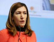 Bulgarian Tourism Minister Nikolina Angelkova
