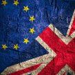 EU and UK flag europarl europa eu
