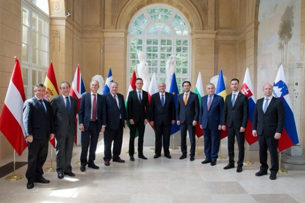 EU foreign ministers Warsaw June 27