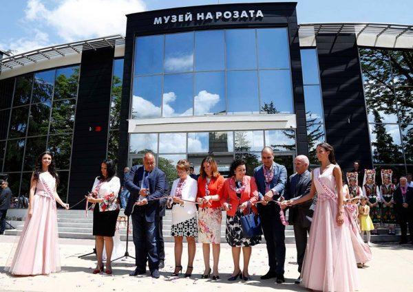 Museum of the Rose Kazanluk Bulgaria 2