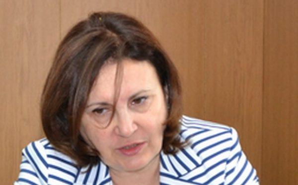Bulgarian Deputy Prime Minister and Interior Minister Roumyana Buchvarova. Photo: Interior Ministry press centre.