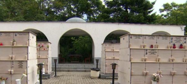 Sofia crematorium cemetery 1
