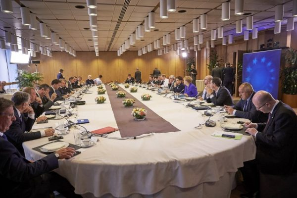 eu informal council