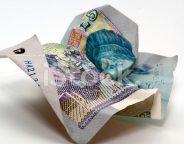 fiver-british-five-pound-note-crumpled photo creacart freeimages com-crop