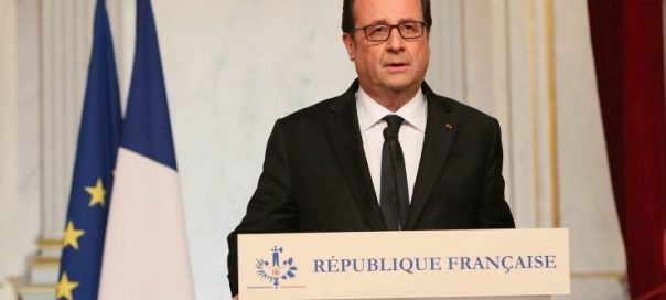 Photo: L. Blevennec/French Presidency