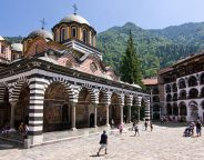 Rila Monastery. Photo: Raggatt2000.