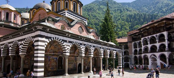 Rila Monastery. Photo: Raggatt2000.