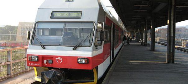 Slovakia train photo Buburama