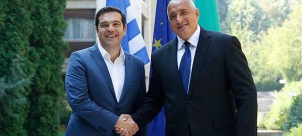 Tsipras Borissov