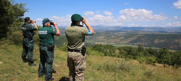 frontex bulgaria border police