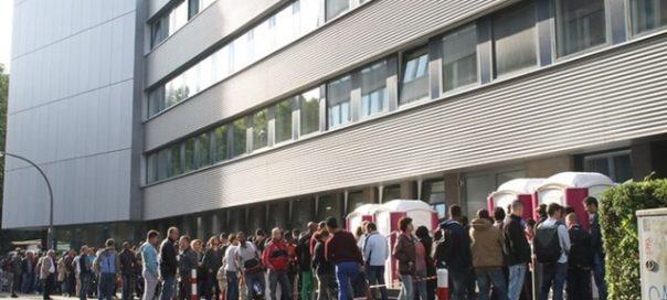 welfare applicants germany