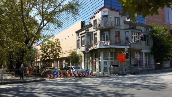 Markovo Tepe Mall Plovdiv 2 photo copyright Clive Leviev-Sawyer