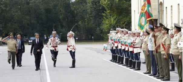 Plevneliev military academy
