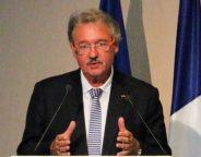 Jean Asselborn, ministre des Affaires étrangères et européennes du Luxembourg