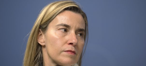 Press conference by Federica Mogherini, High Representative of the Union for Foreign Affairs and Security Policy and Vice-President of the EC in Stockholm, on October 10th, 2016.